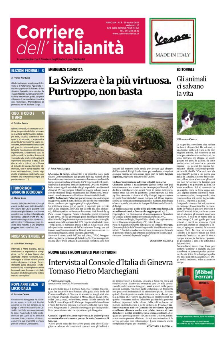 Corriere dell'Italianità